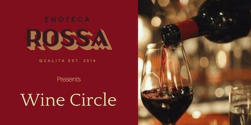 ENOTECA ROSSA WINE CIRCLE