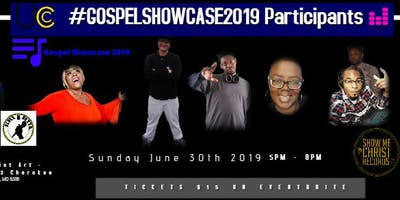 Gospel Showcase 2019