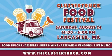 Clustertruck Food Truck Festival tickets