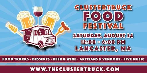 Clustertruck Food Truck Festival