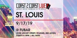 Coast 2 Coast LIVE Artist Showcase St. Louis, MO -...