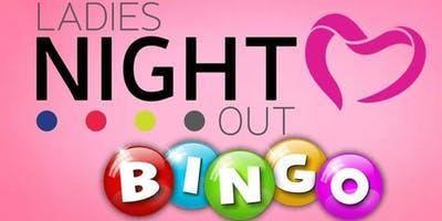 Ladies Night Out Bingo - VENDOR REGISTRATION
