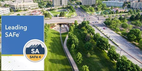DENVER TECH CENTER - Leading SAFe® with SA Certification tickets
