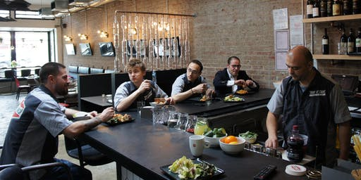 STAFF MEAL EXPERIENCE