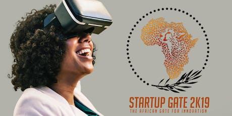 Africa Startup-gate Summit 2019 billets