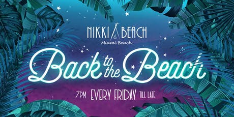 Back to the Beach tickets