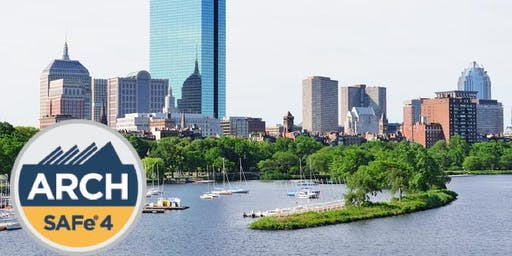 BOSTON AREA - SAFe® for Architects w ARCH Certification *GUARANTEED TO RUN*