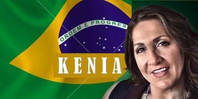 Kenia: An evening in Brazil!