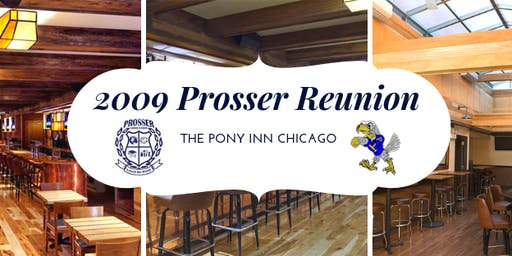 Prosser 2019 High School Reunion