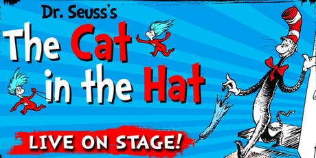 Pre Show Meals - Dr Seuss's The Cat in the Hat tickets
