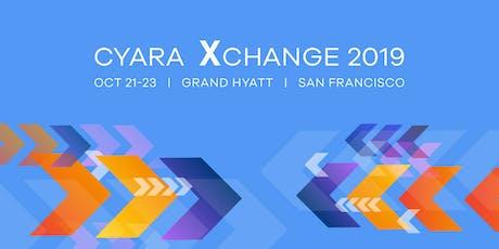 Cyara Xchange 2019 tickets