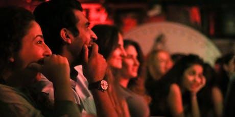 Underground Comedy Presents  tickets