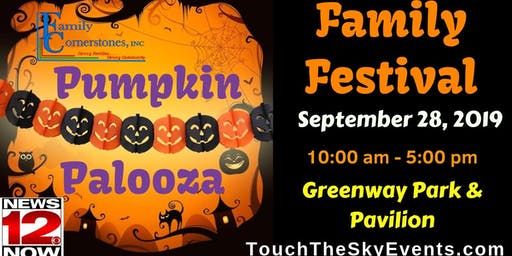 Pumpkin Palooza Family Festival