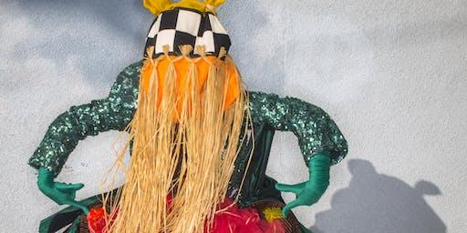 Soft Fabric Mask Making with Mimi Haddon