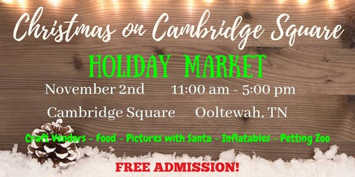 Christmas on Cambridge Square