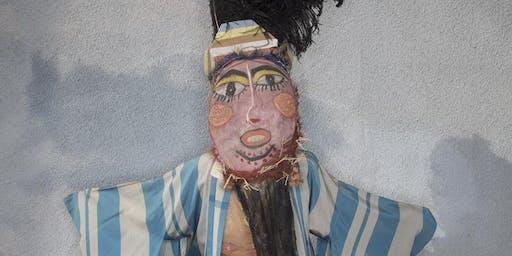 Mask Making and Movement with Mimi Haddon