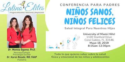 Conferencia Para Padres Niños Sanos, Niños Felices