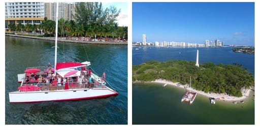 INDEPENDENCE DAY YACHT PARTY WATER SPORTS MIAMI