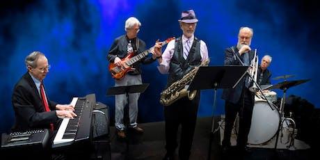 Jonas Magram Jazz Quintet at Café Paradiso tickets