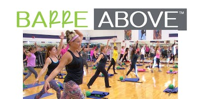 Get Ready For Summer: Barre Above Fitness - 4 Class Series
