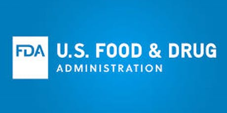 FDA Standards for Future Opioid Therapy Approvals Part 15 Meeting tickets