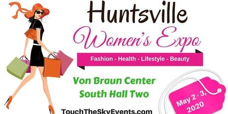 Huntsville Women's Expo tickets