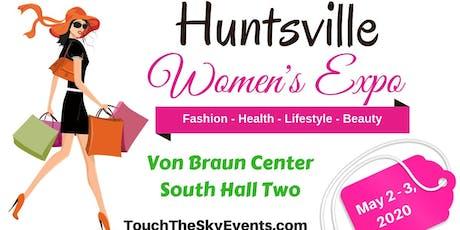 Huntsville Women's Expo tickets