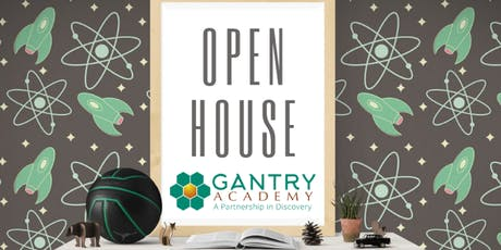 Open House - Gantry Academy tickets