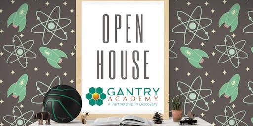 Open House - Gantry Academy