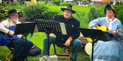 Celtic Union presents Music of the Civil War