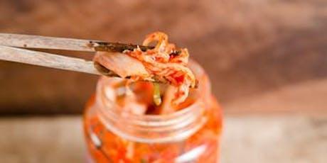 Lacto-Fermentation: Kimchi tickets