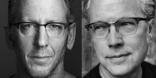 Radney Foster & Darden Smith:  The Songs, Books, Jokes & Tears Tour
