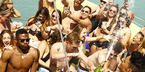 Independence Day BOOZE CRUISE MIAMI PACKAGE