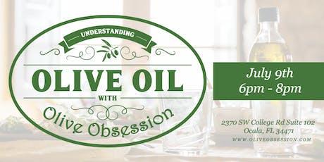 Understanding Olive Oil tickets