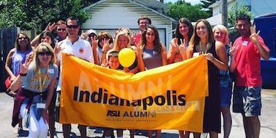 Indianapolis, IN: ASU Sun Devil Send-Off