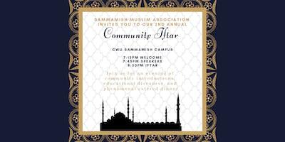Sammamish Muslim Association Community Iftar