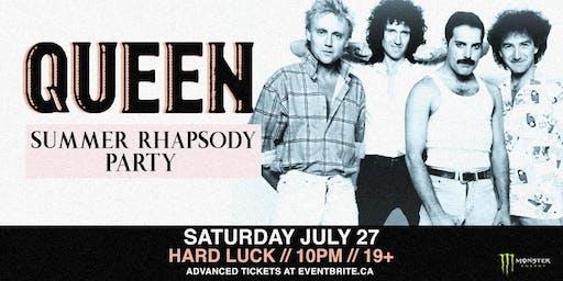 Queen: Summer Rhapsody Party