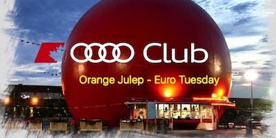 Orange Julep - Euro Tuesday