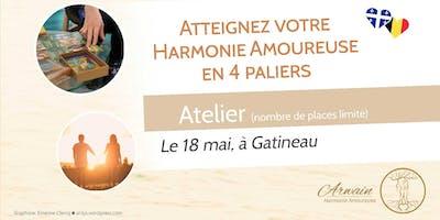 Atteignez votre Harmonie Amoureuse en 4 paliers - Gatineau