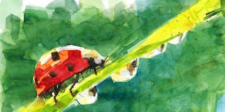 Cartooning & Illustration Class for Adults - Summer Art Course Toronto tickets