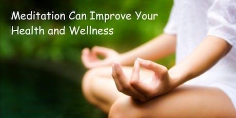 Wellness Meditation Circle tickets