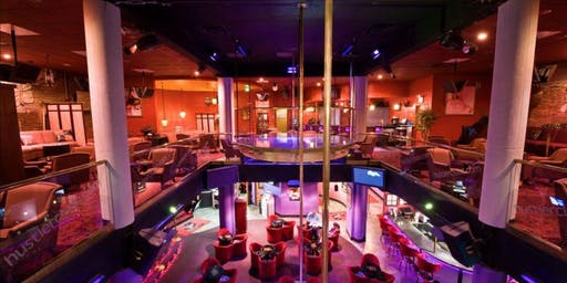Hustler Gentleman's Club VIP Access - FREE Limo Ride, FREE Cover