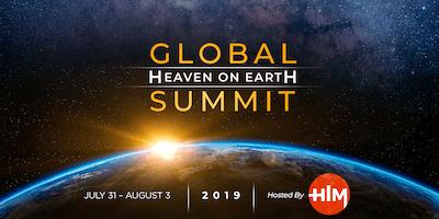 Global Summit 2019: Heaven On Earth