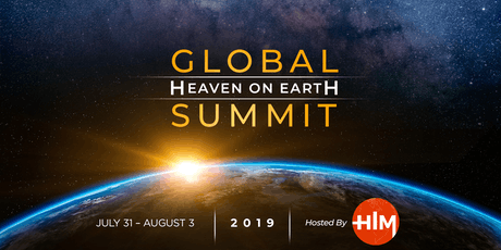 Global Summit 2019: Heaven On Earth tickets