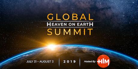 Global Summit 2019: Heaven On Earth tickets