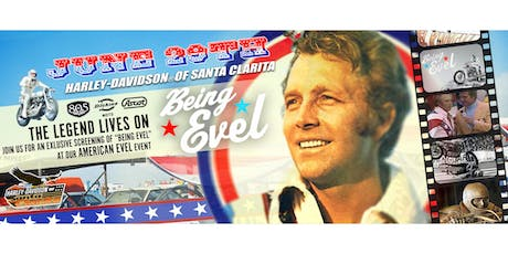 "American Evel : Exclusive Screening of ""Being Evel"" tickets"