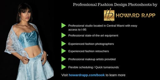 Fashion Designers - Fashion Design Photoshoots in Miami