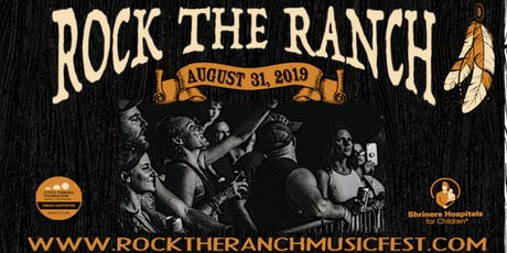 Rock the Ranch 2019 tickets