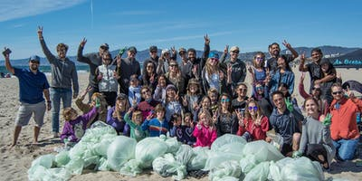FREE BEACH CLEANUP EVENT w/yoga and surf lessons~ DAANA BLUE