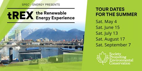 tREX: The Renewable Energy Experience tickets